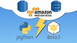Work with RDS and DynamoDB: AWS with Python and Boto3 Series Image