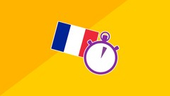 3 Minute French - Course 4 | Language lessons for beginners Image