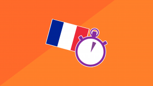 3 Minute French - Course 5 | Language lessons for beginners Image