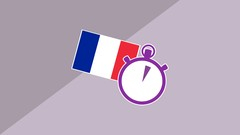 3 Minute French - Course 6 | Language lessons for beginners Image