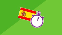 3 Minute Spanish - Course 1 | Language lessons for beginners Image