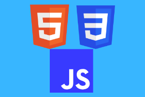 HTML, CSS and JavaScript Image