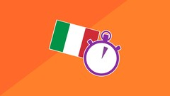 3 Minute Italian - Course 5 | Language lessons for beginners Image