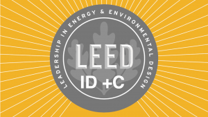 LEED Accredited Professional Interior Design & Construction Image