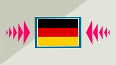 German Grammar - Quick Guide - Verbs 1 Image