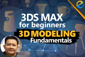 3DS Max for beginners: 3D modeling fundamentals Image