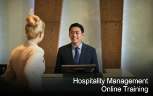 Hospitality Management Online Training Image