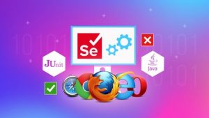 Selenium WebDriver with Java Quickstart Image