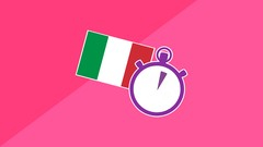 3 Minute Italian - Course 2 | Language lessons for beginners Image
