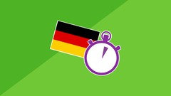 3 Minute German - Course 1 | Language lessons for beginners Image