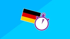 3 Minute German - Course 3   Language lessons for beginners Image