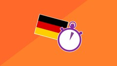 3 Minute German - Course 5   Language lessons for beginners Image