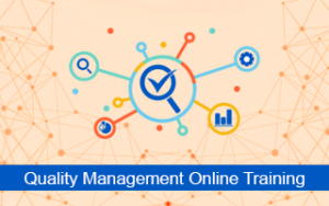 Quality Management Online Training Image