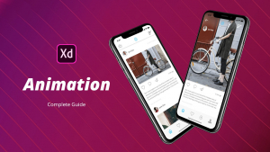 Adobe Xd Animation - Complete Guide From Icons To UI Image
