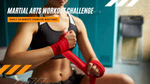 Martial Arts Workout Routines   Daily Training & Exercise Image
