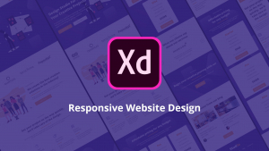 Responsive Website Design In Adobe Xd Image