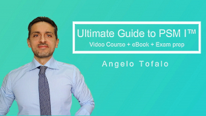 Agile and Scrum Master Certification Prep: VideoLessons + eBook + Prep Exam Image