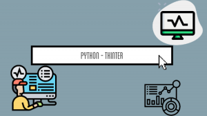 Build desktop application using Tkinter and Python Image