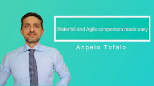 Agile Vs Waterfall project methodologies comparison Image