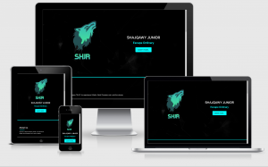 Build Responsive Website Using HTML5, CSS3, JS And Bootstrap Image