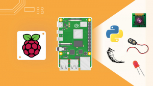 Raspberry Pi For Beginners - 2020 Complete Course Image