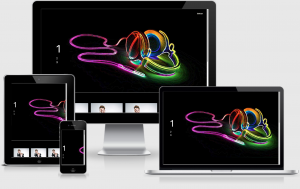 Build Responsive Website Using HTML5, CSS3, JavaScript And Bootstrap 5 Image