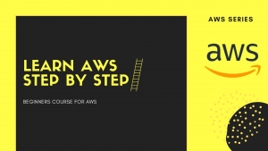Learn AWS Step By Step With 3 Projects Image