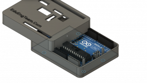 Design 3D Printed Enclosure for Arduino Boards Fusion 360 Image