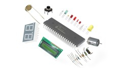 Microcontroller Interfacing with Different Elements Image