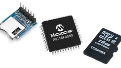 SD Card Interfacing with PIC Microcontroller Image