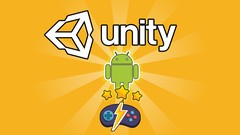 Unity Android 2020 : Build 7 Games with Unity & C# Image