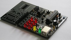 PIC Microcontrollers: Design & Manufacture Your Training Kit Image