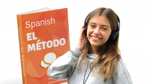 EL MÉTODO. Spanish for Beginners. The Complete Method. Level 1 Image