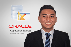 Oracle Apex - Web App Development Image