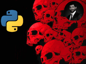 Python For Ethical Hackers 2021 Image