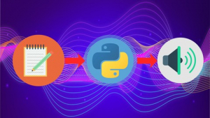 Complete Text-To-Speech Application Development in Python Image