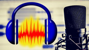 AUDACITY - Audio editing and recording For BEGINNERS Image