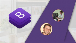 Bootstrap - Create 4 Real World Projects Image