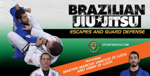 Brazilian Jiu-Jitsu Escapes and Guard Defense Image