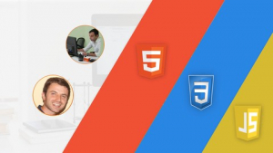 Front End Web Development Bootcamp - Build a Twitter Clone Image