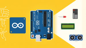 Arduino For Beginners - 2021 Complete Course Image