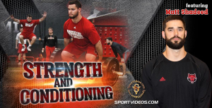 Strength and Conditioning for Sports Image