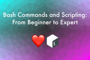 Bash Commands and Scripting - From Beginner to Expert Image