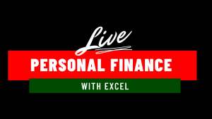 Master Personal Finance with Excel Image