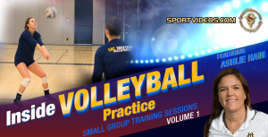 Inside Volleyball Practice Vol. 1 Image