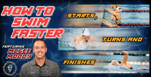 How to Swim Faster - Starts, Turns and Finishes Image