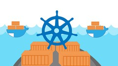 Master Container Orchestration- Kubernetes and Docker Swarm Image