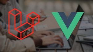 Master Laravel with Vue Image