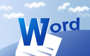 MS Word Online Training Image
