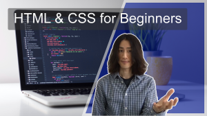 HTML & CSS for beginners Image